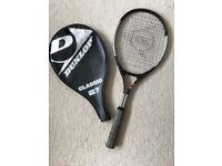 Dunlop Classic 27 Tennis Racquet used but in good condition!