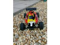 XTM RC BRUSHLESS CAR