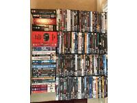 Various DVDs. Singles and box sets