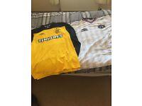 Rangers F.C. shirt bundle one goalkeeper top 2011 new size xl England vintage Umbro top xl