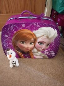 Frozen case and toy