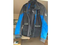 Frank Thomas Wet Weather Men's Motorcycle Jacket.