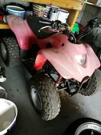 110cc auto quad