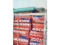 Rockwool Insulation - 100mm