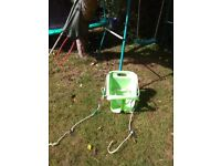 TP Early fun baby swing seat - now updated