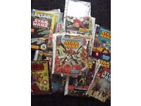 Vintage Star Wars Comics from 1977 - 1980. £3 each or two for £5
