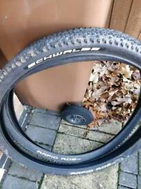 Schwalbe Rapid rob 29er tyres