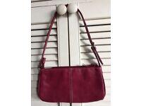 Marks & Spencer Pink Leather Handbag