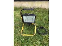 400w Portable Site light -240v
