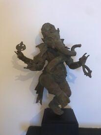 Ganesh. Bronze