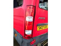 2008 iveco taillight