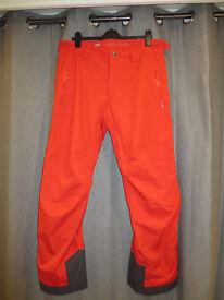 Helly Hansen Legendary Red Ski Trousers - Large