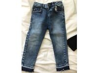 Boys jeans 3 pairs