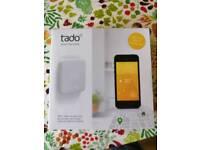 Tado Smart WiFi thermostat - Brand new, Sealed.