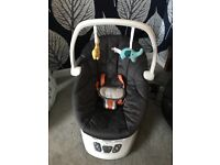 Graco move with me baby swing