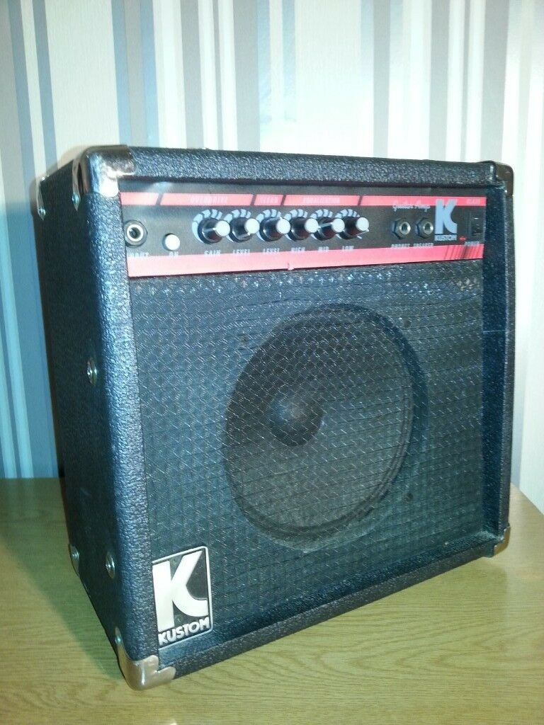 kustom guitar amp | in Whitchurch, Bristol | Gumtree