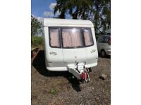 Elddis Avante 475 2001 £2495