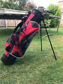 Junior full golf set