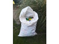 Plastic ball pit balls 320