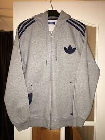 ADIDAS grey jacket