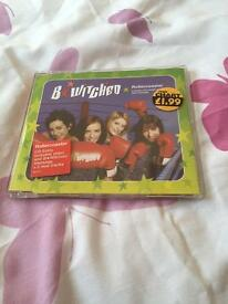 B*witched roller coaster cd