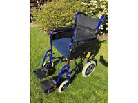Invacare light wight wheel chair