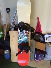 Snowboard Tronix 150