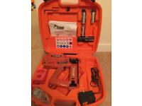 Used Paslode IM250 second fix nail gun