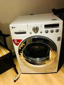 Washing Machine Lg.