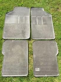 Set of 4 Car Tray Mats