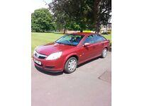 Vauxhall Vectra Petrol MOT till Nov