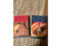 Harry Potter books like new