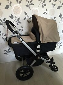 Bugaboo Cameleon Pram excellent condition with added extras