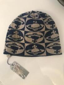 Vivienne Westwood beanie hat men / women new with tags