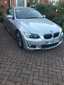 BMW 330D 2008 M SPORT