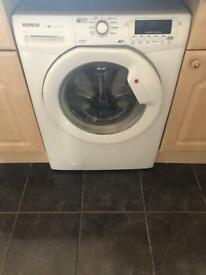 HOOVER eco technology washing machine
