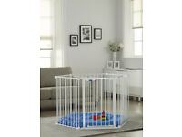 Lindam Safe and Secure Metal Playpen