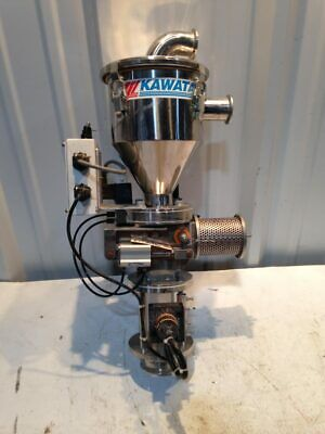 Kawata Plastic Resinpellet Conveying Machine Vacuum Auto Loaderfeederhopper
