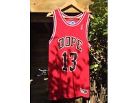 Fenchurch 'Dope Crew' Basketball vest - L/XL
