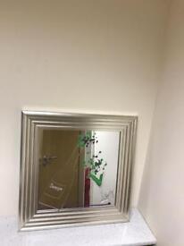 Mirror picture 55cm x 55 cm
