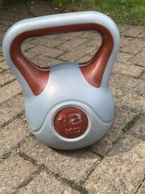 18KG Kettlebell (Dumbbell / weights)
