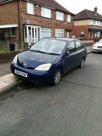 Toyota prius for spares and repairs