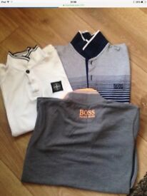 Boys designer clothing bundle approx 11-13