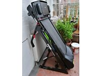 YORK FITNESS 'ACTIVE 110' FOLDING TREADMILL with USER MANUAL