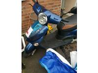Swap for another motorbike 125cc or 50cc
