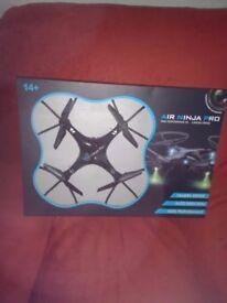 Air ninja Pro high performance RC camera drone