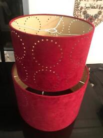 Red light shades for sale