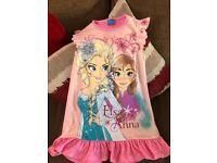 Girls Nightie Disney Frozen age 4-5 years