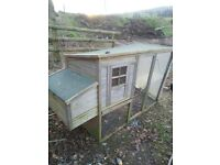 chicken/animal shed