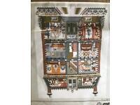 Embroidery kit - PAKO - Doll House